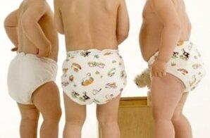 Как здоровье малыша связано с подгузниками