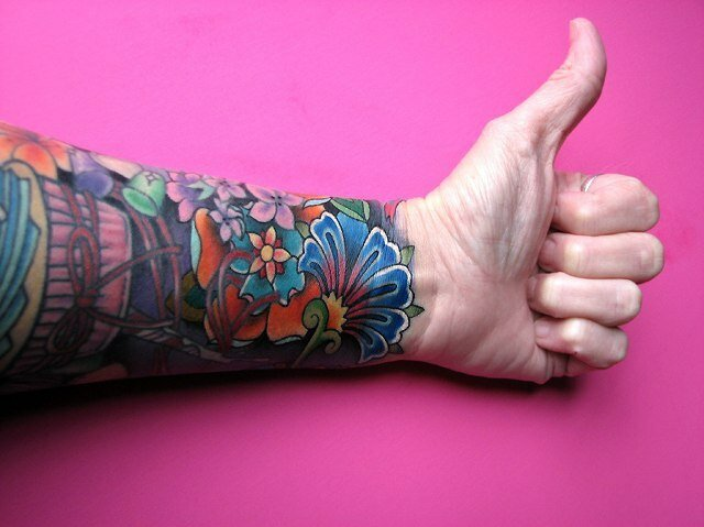 Татуировки и безопасность