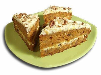 morkovni_tort Здоровый торт - морковный торт