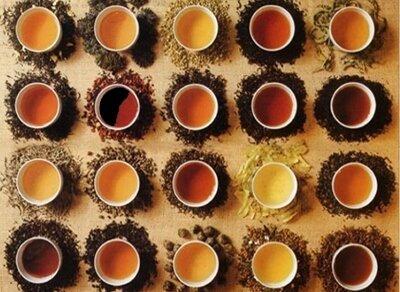 chaj Классификация чая