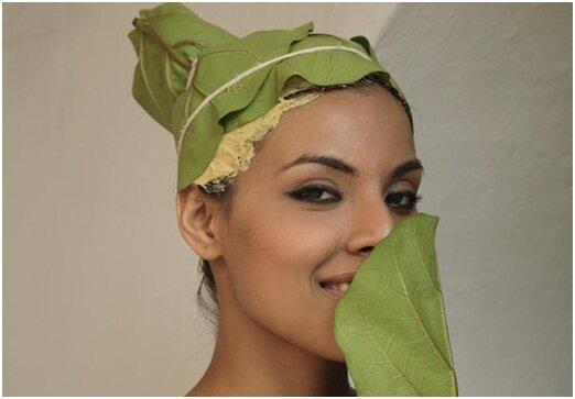 maski Натуральные маски для ухода за волосами